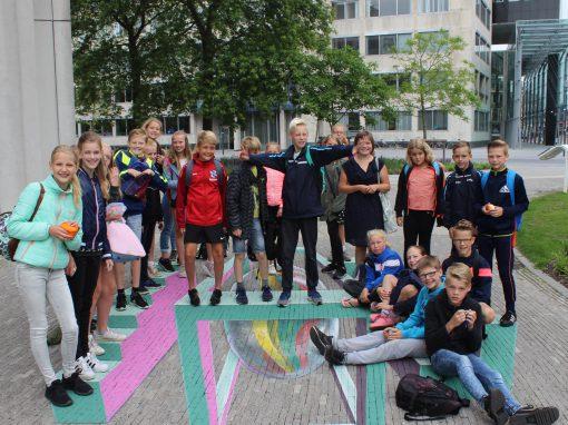Beveiligd: Groep 8 in Leeuwarden