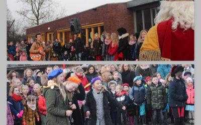 Sinterklaas op De Opdracht.