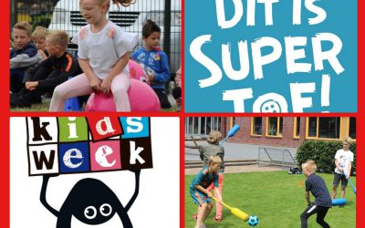 Super Toffe Kids Week!